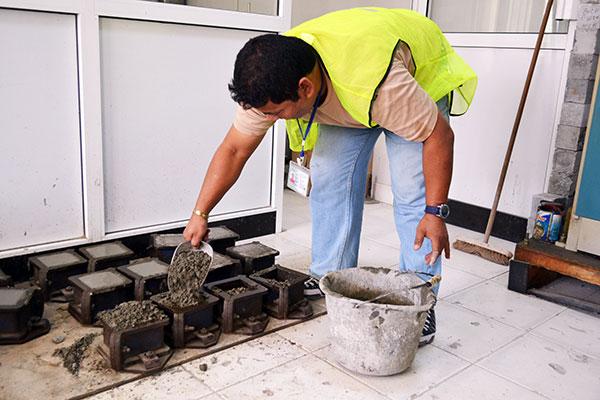 Wanted Concrete Lab Technician Al Kobaisi News Amp Jobs